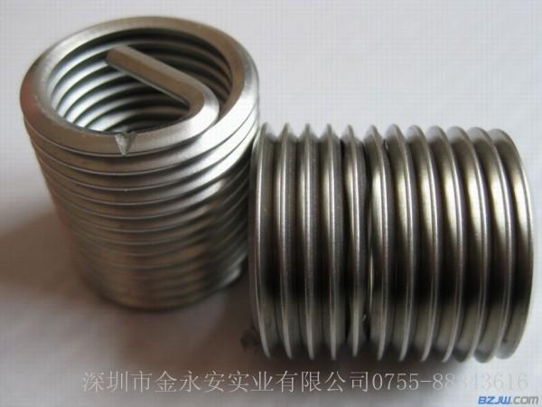 自锁牙套和普通牙套_锁紧螺纹护套,广州螺纹护套厂销售recoil锁紧型螺纹护套